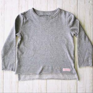 Buffalo David Bitton grey sweater girl 7/8